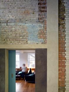 Photographer: Richard Bryant/arcaid.co.uk Arcaid ref: 11246-150-1 Title: Siobahn Davies Studios Architect: Sarah Wigglesworth Architects