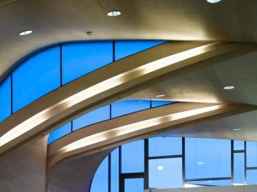 Photographer: Richard Bryant/arcaid.co.uk Arcaid ref: 11246-270-1 Title: Siobahn Davies Studios Architect: Sarah Wigglesworth Architects