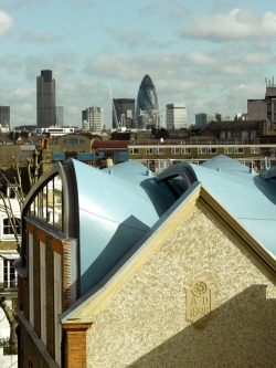 Photographer: Richard Bryant/arcaid.co.uk Arcaid ref: 11246-70-1 Title: Siobahn Davies Studios Architect: Sarah Wigglesworth Architects